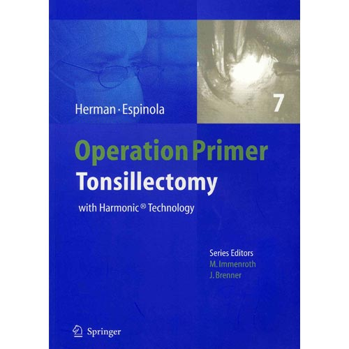 Tonsillectomy With Harmonic Technology