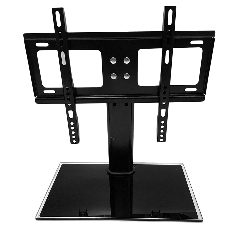 26-32 inch Adjustable Movable Folding Universal TV Stand Pedestal Base Wall Display Rack Mount Flat Screen TVs