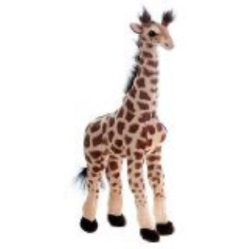 Large Plush Giraffe - 19