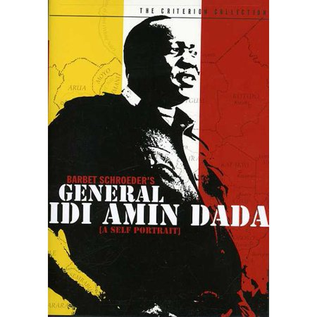 Image of General Idi Amin Dada (Criterion Collection)