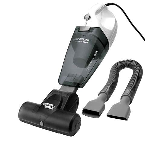 Black & Decker Retriever Cyclonic Pet Hand Vacuum, Model HV9010P