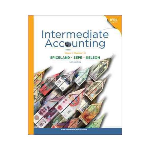 Intermediate Accounting (Chapters 1-12) With British Airways Annual Report and Accounts 2008/09 (Educational Sample)
