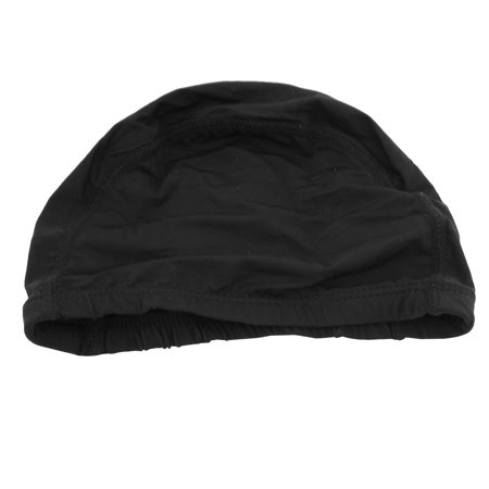 Unique Bargains Unisex Stretchy Breathable Fiber Swimming Cap Hat for - Capes For Adults