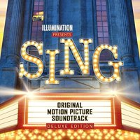Sing (Deluxe Edition) Soundtrack (CD)