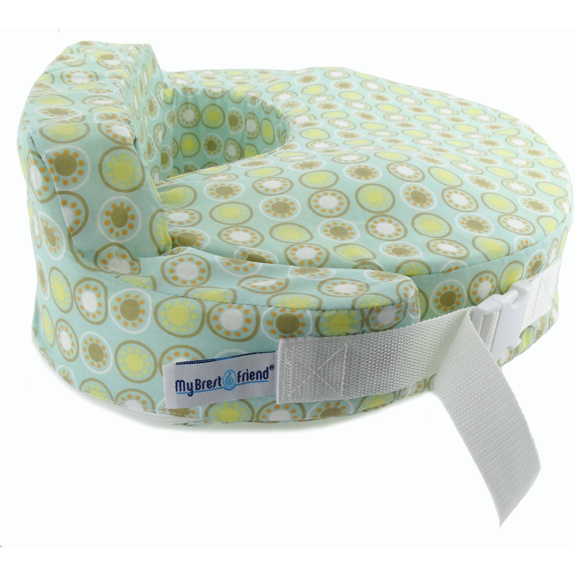 My Brest Friend - Feeding and Nursing Pillow, Bluebells - Walmart.com