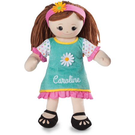 Big Girl Personalized Brunette Doll - Dolls Personalized