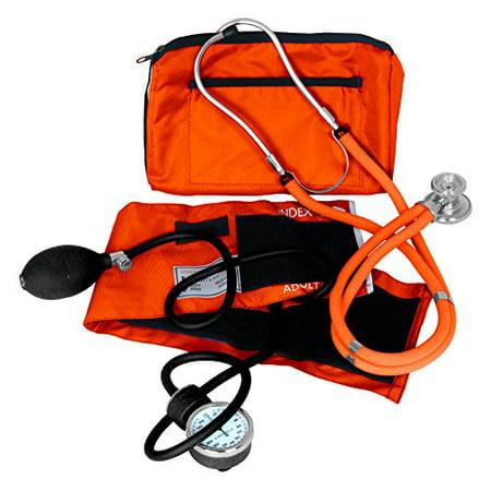 - Dixie Ems Blood Pressure and Sprague Stethoscope Kit, Orange NEW FREE SHIPPING