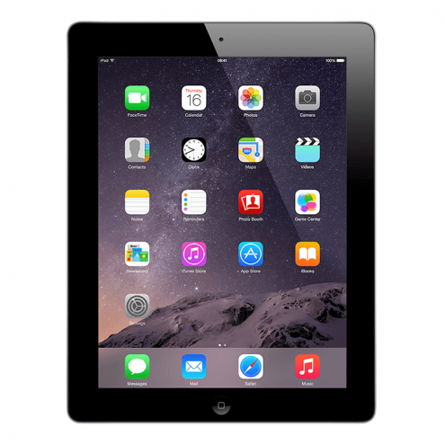 Apple iPad with Wi-Fi + Cellular 32GB - Black - ATT (3rd ...
