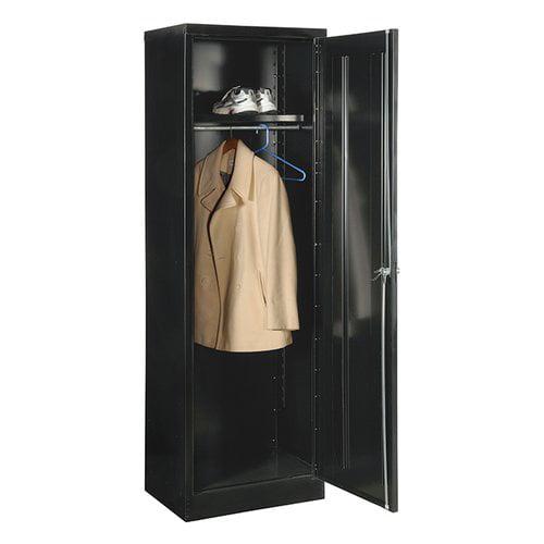 Rebrilliant Camille 78'' H x 24'' W x 24'' D Wardrobe Armoire
