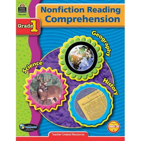 Nonfiction Reading Comprehension Grade 1 - Teacher Resources