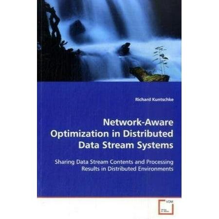 Network-Aware Optimization in Distributed Data Stream Systems [Paperback] [Nov 19, 2008] Kuntschke, Richard - image 1 of 1