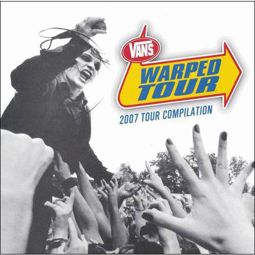 Warped Tour: 2007 Compilation (2CD)