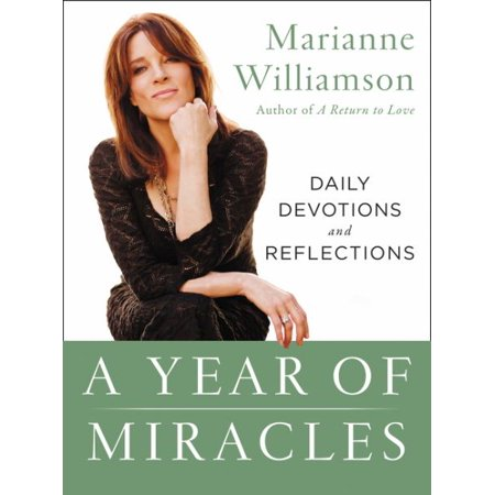 A Year of Miracles: Daily Devotions and Reflections - image 1 de 1