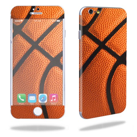 - MightySkins Protective Vinyl Skin Decal Cover for Apple iPhone 6/6S Plus 5.5