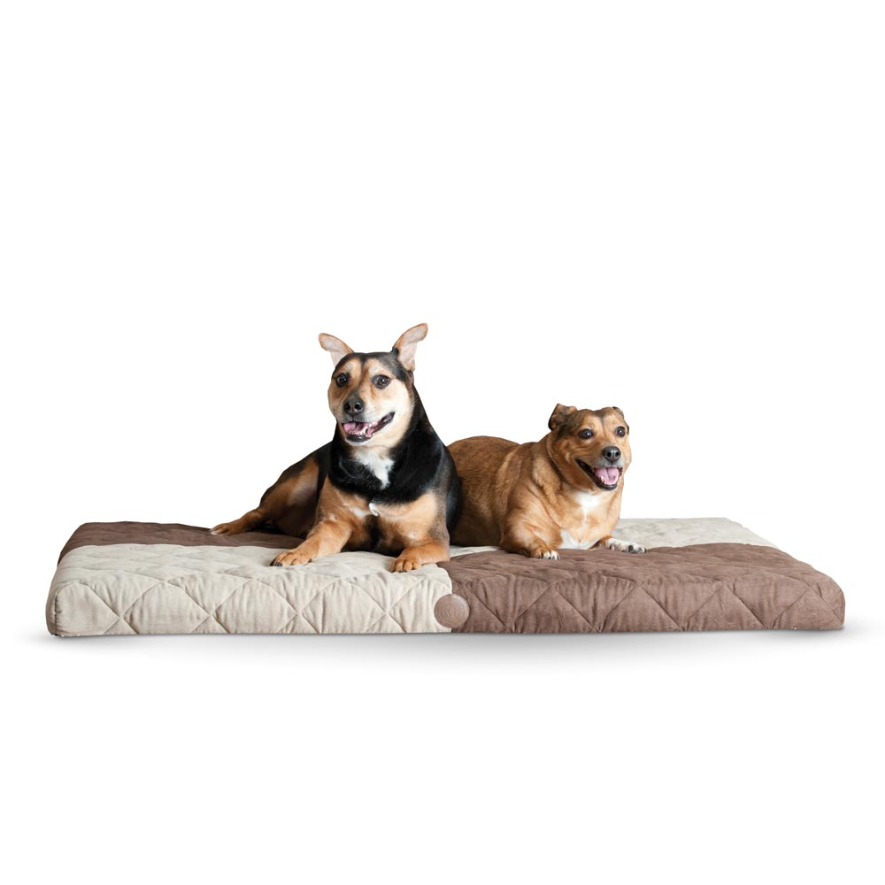 K&H Manufacturing K Pet Products Quilted Memory Dream Pad...
