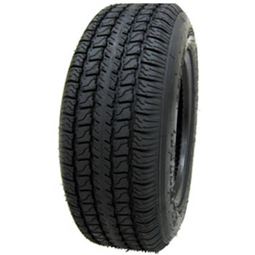 Hi Run ST Bias  Trailer Tire 205/75D14 6 Ply (Tire Only)