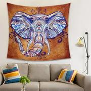 Indian Elephant Tapestries India Mandala Hippie Wall Hangings Hanging Boho Beach Bedspreads Yoga Mat Blankets Fabric