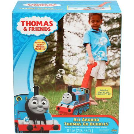 Thomas & Friends All Aboard Thomas Go Bubbles
