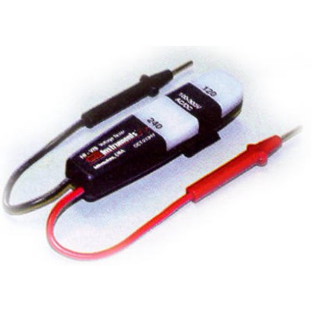 Gardner Bender GET-213HV High Visibility Dual Indicator Voltage Tester, 100 - 300 V