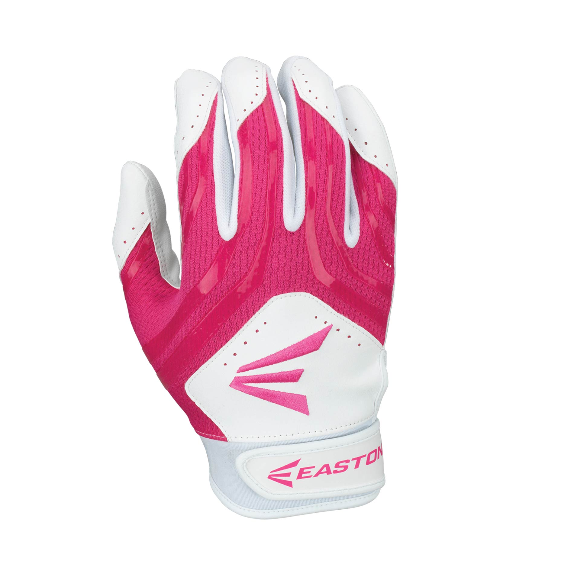 Easton HF3 Fastpitch HF3 FASTPITCH YTH WH/PK S