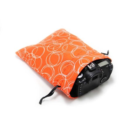 Capturing Couture Olivia Orange Camera Tote (Orange Tote)