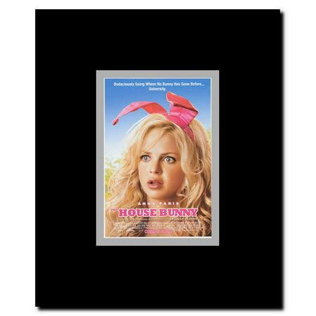 The House Bunny Framed Movie Poster - Walmart.com