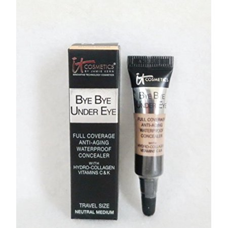 It Bye Bye Under Eye Waterproof Concealer Neutral