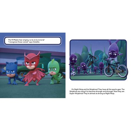 Super Team (Part of PJ Masks) Adapted Adapted by: Maggie Testa - image 1 de 4