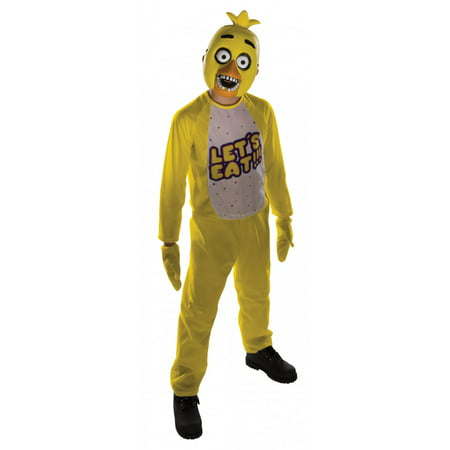 Five Nights at Freddys: Chica Child Costume L](Freddy Mercury Costumes)