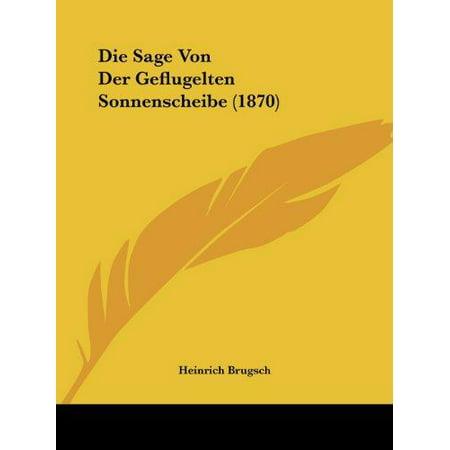 Die Sage Von Der Geflugelten Sonnenscheibe (1870) - image 1 of 1