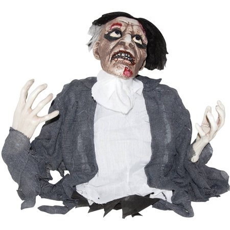 Turninghead Groundbreaker with Sound Halloween Decoration - Halloween Sounds Effects