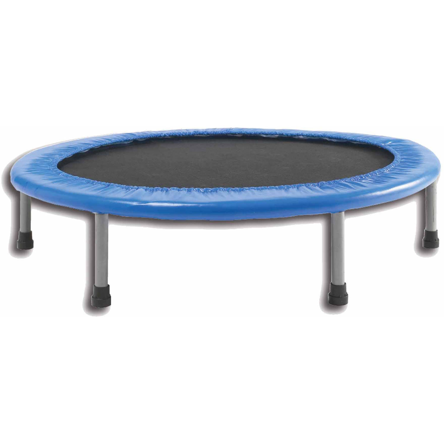 airzone 38 inch fitness trampoline blue walmart com