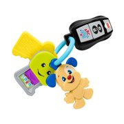 Fisher-Price Laugh & Learn Play & Go Keys Musical Infant Toy