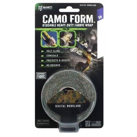 - Gear Aid Tactical Protective Fabric Wrap Camo Form - Woodlands Digital