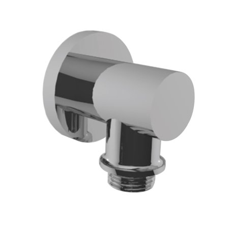 Newport Brass 285-2 Polished Chrome Solid Brass Wall Mounted Supply Elbow For Hand Shower Newport Brass Supply
