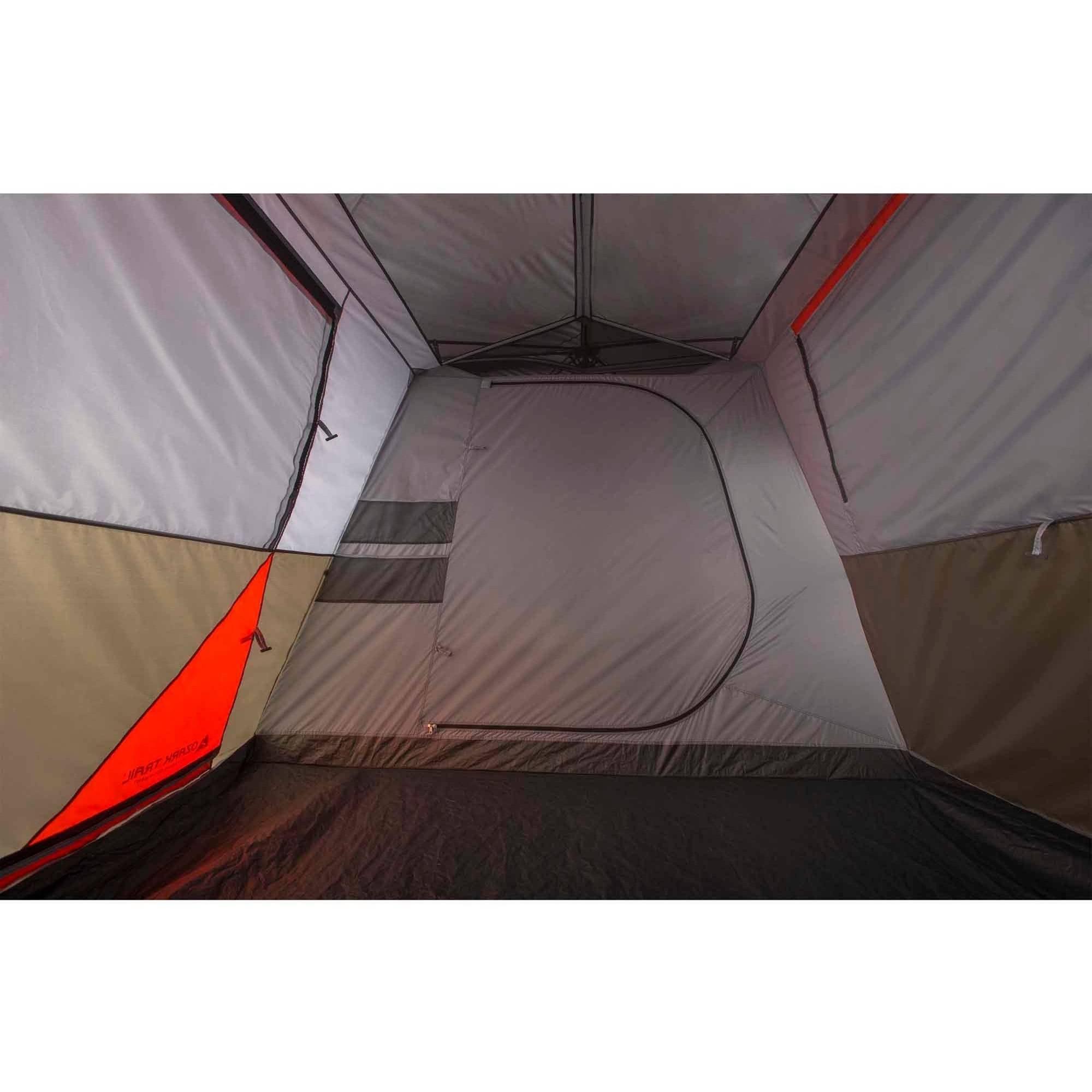 sc 1 st  Walmart.com & Ozark Trail 16x16 Instant Cabin Tent Sleeps 12 - Walmart.com
