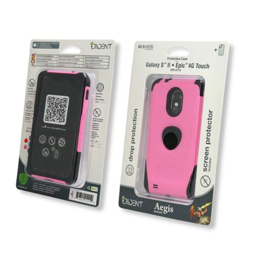 Trident Aegis Case for Samsung Epic 4G Touch SPH-D710 - Pink