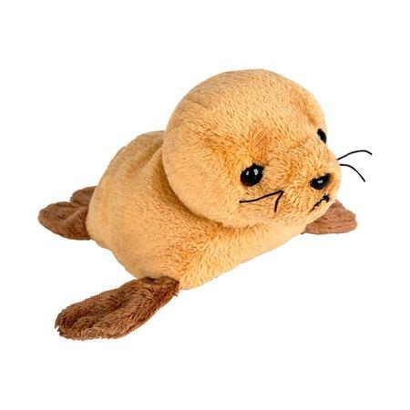 Plush Seal Toy Stuff Animal](Stuffed Seal)