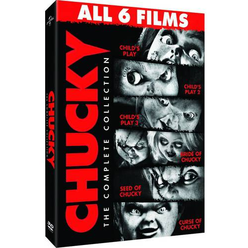 Chucky: The Complete Collection (Limited Edition) (Anamorphic Widescreen)