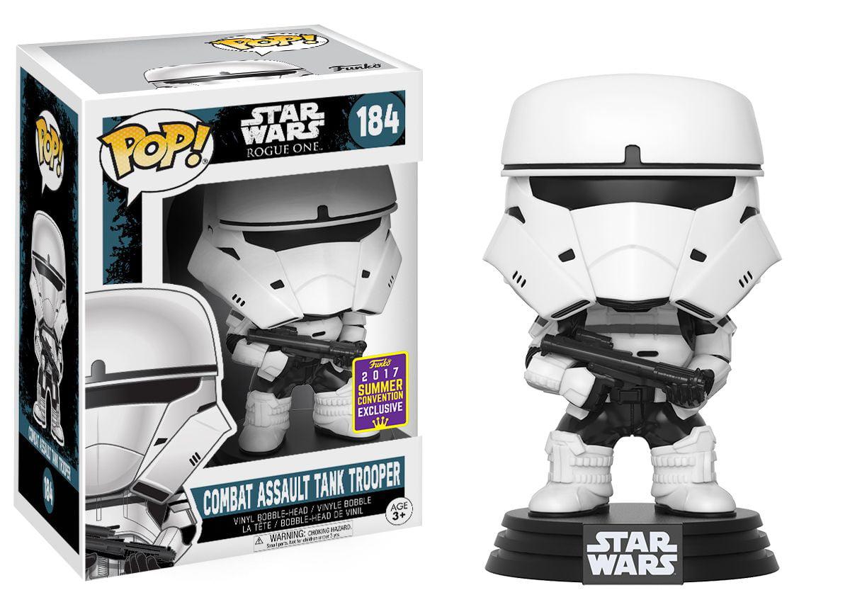 POP Star Wars: Rogue One - Combat Assault Tank Trooper Summer Convention Exclusive