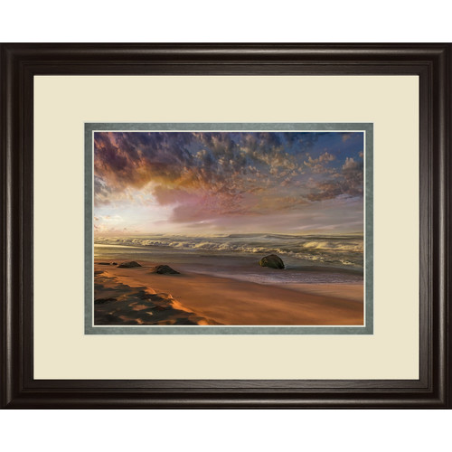 Classy Art Wholesalers 'Summer Magic' by Mike Calascibetta Framed Photographic Print by Classy Art Wholesalers
