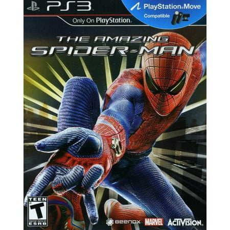 Amazing Spiderman (PS3) (Spider Man 3 Laptop)