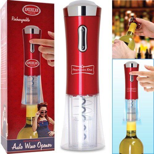 Trademark Global Automatic Wine Corkscrew Opener