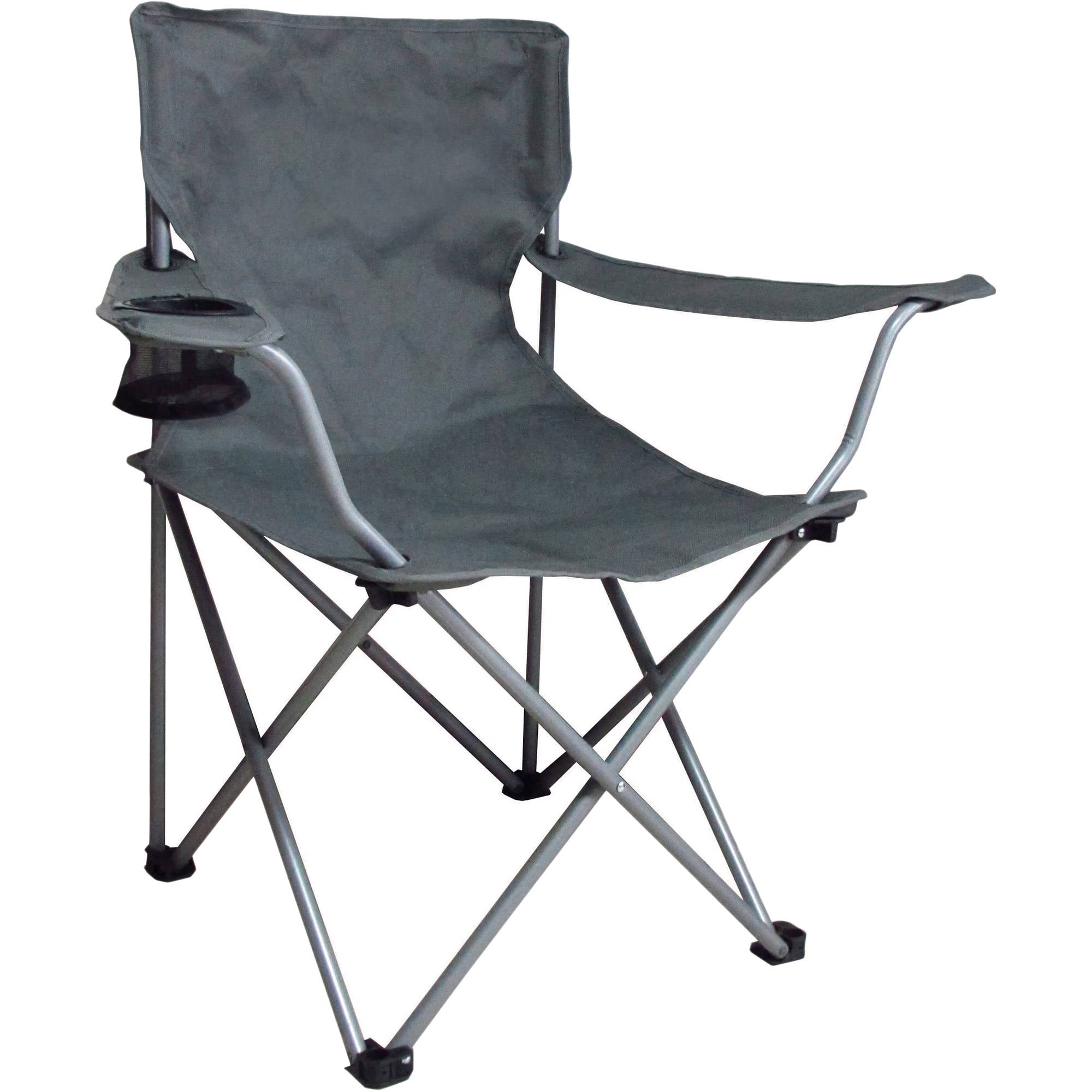 Quik chair folding quad camp chair for Furniture at walmart