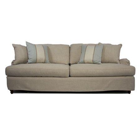 Sunset Trading Seacoast Sofa T Cushion Slipcover Set