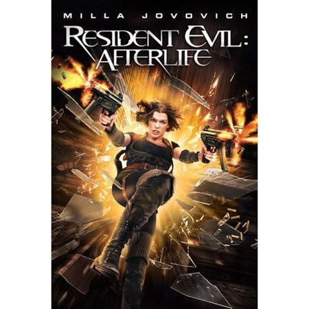 Resident Evil  Afterlife  Widescreen