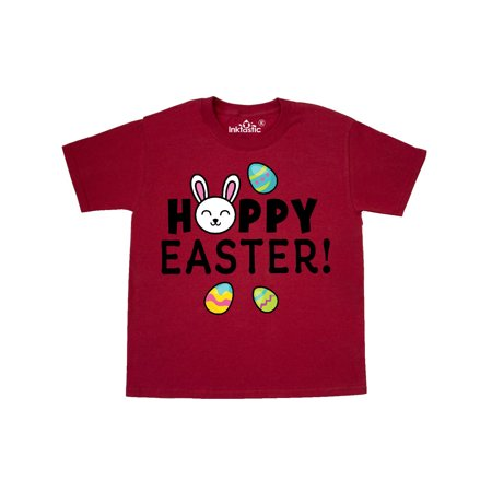 Happy Easter with Bunny Replacing A Youth T-Shirt