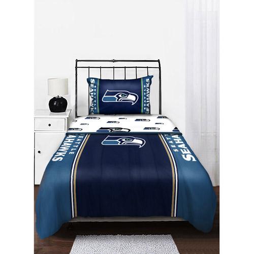 NFL Seattle Seahawks Sheet Set