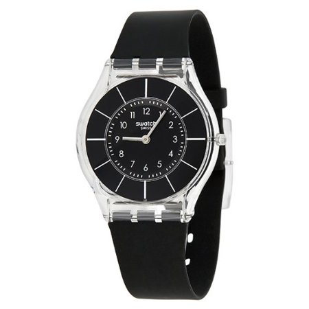 Swatch Women's Classiness Black Watch SFK361 ()