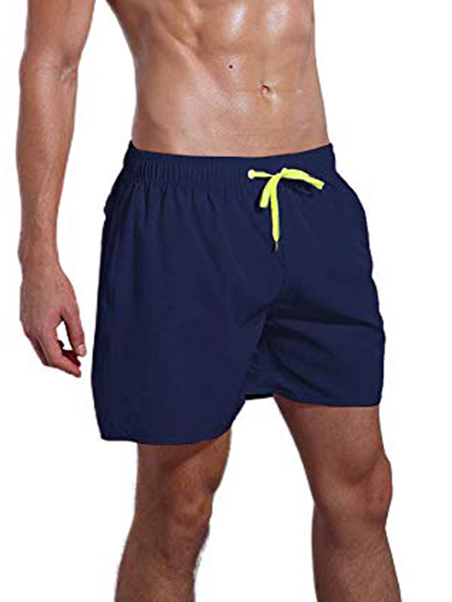 You Know And Good Space Fam Mens Swim Trunks Bathing Suit Beach Shorts